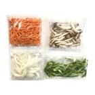 【安心カット】炒め物やあんかけに!細切り野菜セット