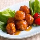 7種の国産野菜たっぷり!ふんわり豆腐肉団子(甘酢あん)