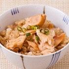 化学調味料不使用 北海道産 ゴロっと鮭飯の素