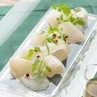 白身魚カルパッチョ