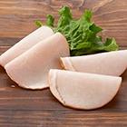 【牛乳飲み放題】 国産豚ロースハムスライス 4枚