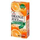 ごくごく飲める オレンジジュース(濃縮還元)1L