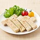 手づかみ食べに!いわしと豆腐と3種野菜のスティック