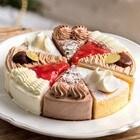クリスマスケーキ4種アソート