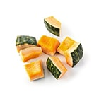 レンチンで簡単調理! パッとかぼちゃ(ダイスカット 鹿児島県産)