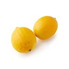 酸味まろやか皮まで安心 メイヤーレモン2玉