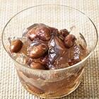 特別栽培黒豆使用 とろふる寒天 くろまめ