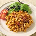 レンジでヘルシー 国産玄米のチキンライス180g