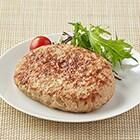 湯せんで本格!とろーりとろける チーズinハンバーグ