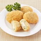 【お弁当】ほうれん草とチーズのささみカツ