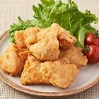 揚げたてを楽しむ!国産鶏ムネ肉のジューシー唐揚げ