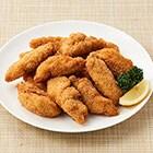 レンジで!国産鶏のささみチキンフライ