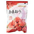 [冷凍]甘酸っぱい!福岡県産あまおういちご300g