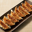 もっちり!北海道産小麦と国産野菜のほおばり餃子
