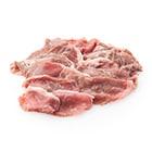 赤身のうまみ USビーフの小間切れ肉