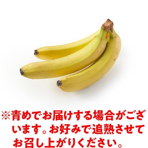 【おためし用】ハイランドバナナ(フィリピン産)