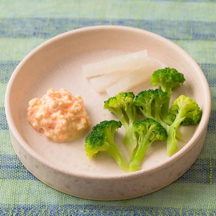 にんじん豆腐ディップ